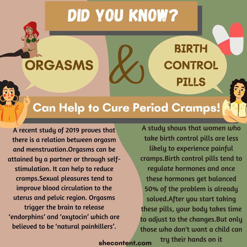 relieve period cramps fast