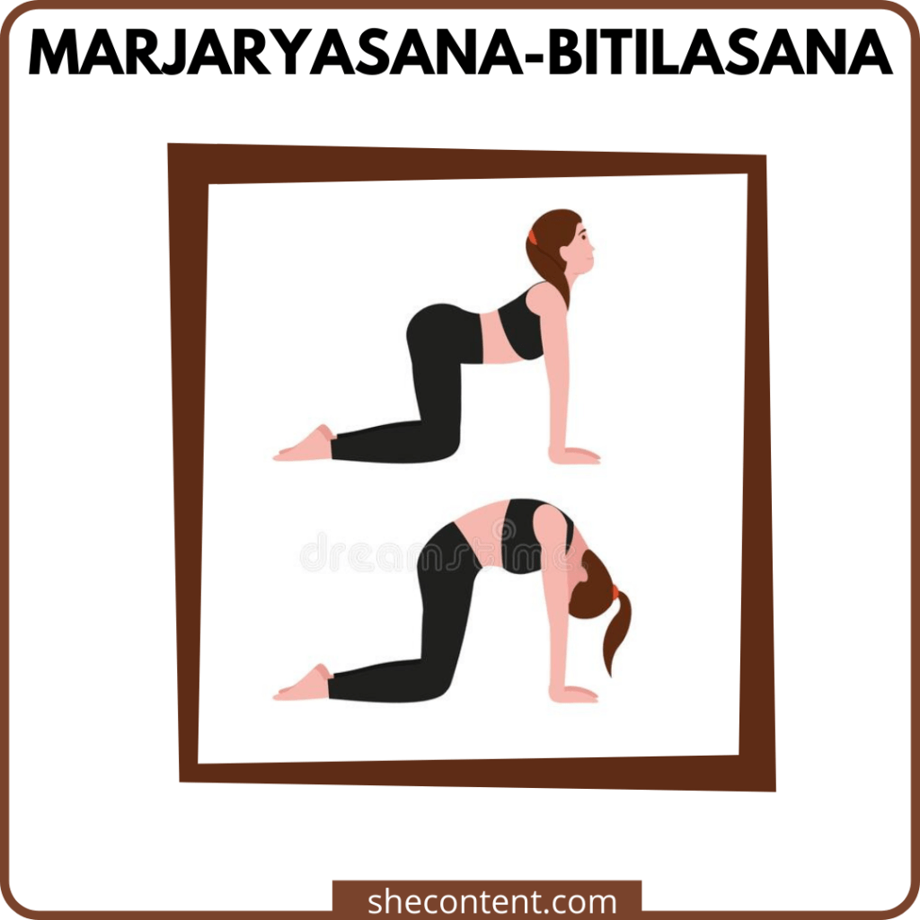yoga to relieve bloating