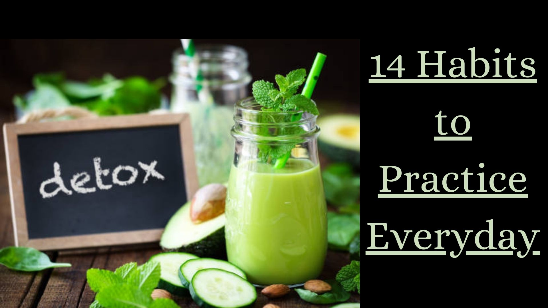 detox your body everyday