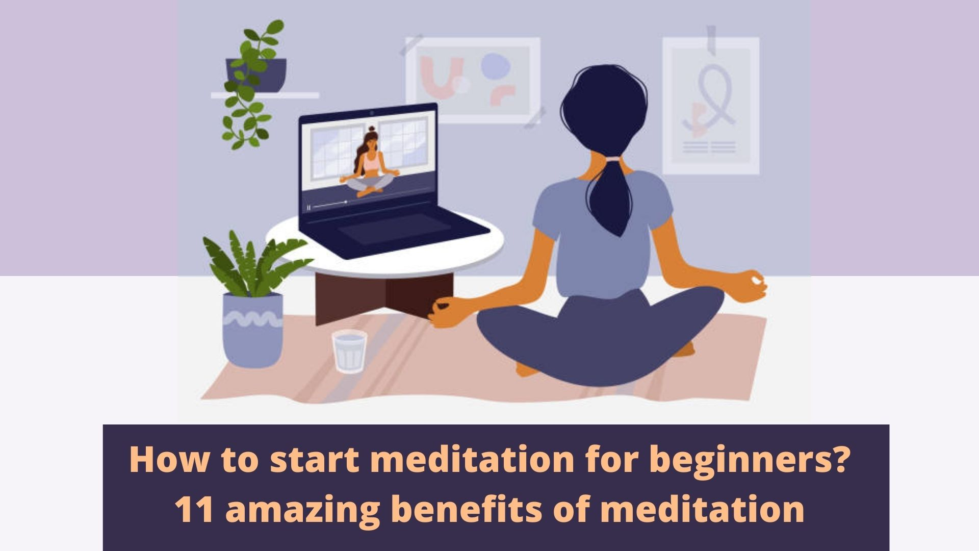 how to start meditation for beginners